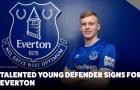 CHÍNH THỨC: Everton sở hữu tân binh đầu tiên trong tháng Giêng