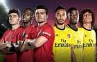 7 'kẻ phản bội' rời Arsenal để tới MU: Có 'siêu bom xịt', sắp có người thứ 8?