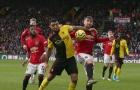Man Utd sở hữu thống kê khiến Watford phải run rẩy khi tới Old Trafford