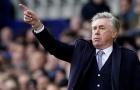 Ancelotti tự tin rằng ông đã đúng khi chọn Everton thay vì Arsenal