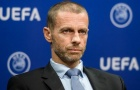 Chủ tịch UEFA: 'Những ngày tháng tuyệt vời của bóng đá sẽ sớm trở lại'