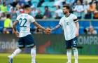 'Messi và cậu ấy càng chơi nhiều cùng nhau, ĐT Argentina càng được lợi'