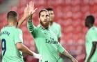 Ramos chỉ ra điều không hài lòng ở chiến thắng của Real