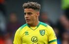 Sao trẻ Norwich chia sẻ cảm nhận về trận thua 1-4 trước Liverpool