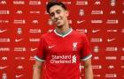 'Cậu ấy mang tới sự cân bằng cần thiết cho Liverpool'
