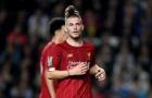 'Mục tiêu lớn nhất của tôi là góp mặt trong đội hình chính Liverpool'
