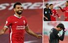 Mo Salah và 5 thống kê tuyệt đỉnh sau trận khai màn EPL