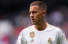 Choáng với số ngày ngồi ngoài vì chấn thương của Hazard ở Real Madrid