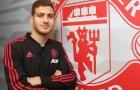 AC Milan 'ủ mưu' cuỗm tài năng của Man Utd ở chợ Đông