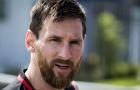 De Jong: 'Việc của Barca là tạo điều kiện để Messi mang tới phép màu'
