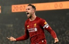 Chấn thương háng, sao Liverpool lỡ trận gặp Leicester
