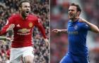 Top 5 ngôi sao từng thi đấu cho cả Man United và Chelsea