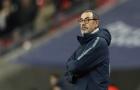 """Maurizio Sarri: """"Đó là lý do tại sao chúng tôi thua Man United"""""""