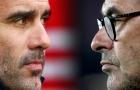 Bại tướng của Sarri ủng hộ Pep giành cú ăn 4 cùng Man City