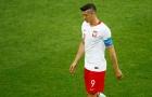 Lewandowski: 'Ba Lan quá thiếu chất lượng'