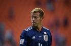 Keisuke Honda CHÍNH THỨC chia tay đội tuyển Nhật Bản