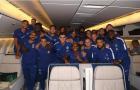 Chelsea xác nhận 25 cầu thủ cho chuyến du đấu: Không Courtois lẫn Hazard!