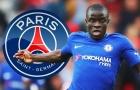 NÓNG: N'Golo Kante đạt thỏa thuận cá nhân với PSG