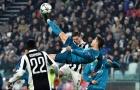 Bàn thắng đẹp nhất châu Âu: Siêu phẩm 'Ngả bàn đèn' của Bale vắng mặt