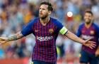 'Nã đạn' PSV, Messi viết lên trang sử mới ở Champions League