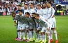 TIẾT LỘ: Sao Arsenal bắt chước 'phong cách Ronaldo' ngày chụp kỷ yếu