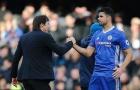 Costa rời Chelsea, tất cả là vì Conte?