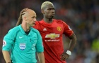 Xác định danh tính trọng tài điều khiển trận derby Manchester