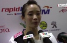 Dương Thúy V nói gì sau khi mở hàng HCV cho Thể thao Việt Nam