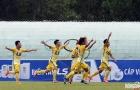 Thắng trên loạt đấu súng, U17 Đồng Tháp gặp PVF trận chung kết