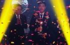 Xuân Trường 'mất tích' sau khi nhận Quả bóng bạc Việt Nam