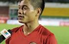 """Tiền vệ Trần Thanh Bình (TP.HCM): """"Anh Vinh đang làm những gì tốt nhất cho đội bóng"""""""