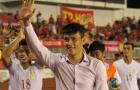 Chùm ảnh: Thắng Sài Gòn FC, quyền Chủ tịch Công Vinh mừng như vô địch