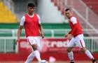 Đội bóng của Công Vinh liên tiếp đón tin vui trước trận gặp Long An