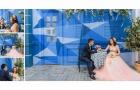 Bộ ảnh cưới đẹp lung linh của 'nhạc trưởng' CLB TP.HCM