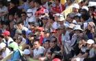 Khán giả Bình Định 'bao vây' U19 PVF và SLNA