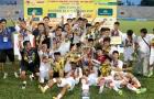 Những khoảnh khắc đáng nhớ tại VCK U19 Quốc gia 2017
