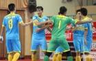 Vòng 4 giải futsal VĐQG: Sanna Khánh Hòa, Hải Phương Nam áp sát Thái Sơn Nam