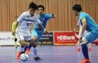 Vòng 7 giải vô địch futsal QG 2017: Thái Sơn Nam tiếp tục phô diễn sức mạnh