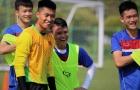 Buổi tập tràn ngập tiếng cười của U20 Việt Nam trước giờ chiến New Zealand