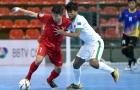 U20 Futsal Việt Nam chia điểm đầy tiếc nuối trước Indonesia