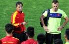 """HLV Hoàng Anh Tuấn: """"U20 Việt Nam phải cẩn trọng những pha xẻ nách của New Zealand"""""""