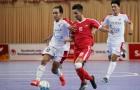 Vòng 18 giải futsal VĐQG 2017: Cao Bằng trọn niềm vui, Sanna Khánh Hòa gây thất vọng