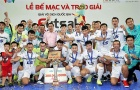 Bế mạc giải futsal VĐQG 2017: Thái Sơn Nam lên ngôi vô địch thuyết phục