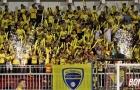 Chia điểm dưới sân, FLC Thanh Hóa đại thắng trên khán đài