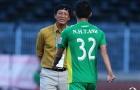 HLV Việt Hoàng nói gì về hình ảnh của khán giả Hải Phòng