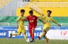 Lượt trận thứ 3 bảng A VCK U17 Quốc gia 2017: Ngôi đầu đổi chủ