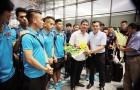 U22 Việt Nam được quan tâm đặc biệt trước chuyến tập huấn Hàn Quốc