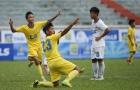 VCK U15 Quốc gia – Cúp Thái Sơn Bắc 2017: Toàn thắng SLNA vào bán kết