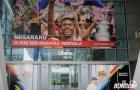 Kuala Lumpur bắt đầu nóng từ trung tâm báo chí SEA Games 29
