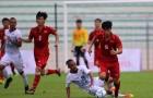 Chùm ảnh: U22 Việt Nam vùi dập Đông Timor
